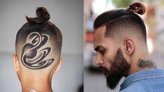 Top Knot, Tribal Tattoos, High Bun