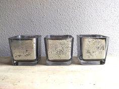 Image result for square mercury votives
