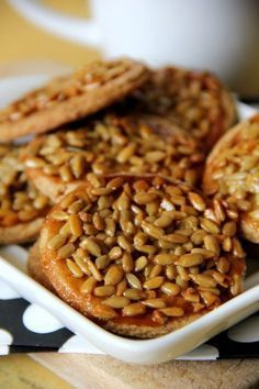 Cookie Desserts, Cookie Recipes, Snack Recipes, Sweet Little Things, My Dessert, Baking And Pastry, Happy Foods, Healthy Sweets, Love Food