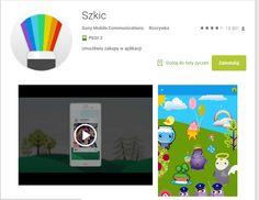 https://play.google.com/store/apps/details?id=com.sonymobile.sketch&hl=pl