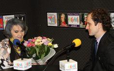 Astăzi, de la ora 12:00, Margareta Paslaru de vorbă cu Eduard-Iosif Antal| Radio Clasic