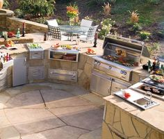 Find the best ideas and inspiration for outdoor kitchen   [L]