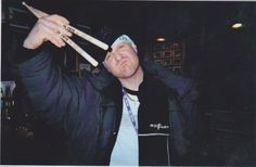 NYC Music Scene : Drummer Swiss Chris