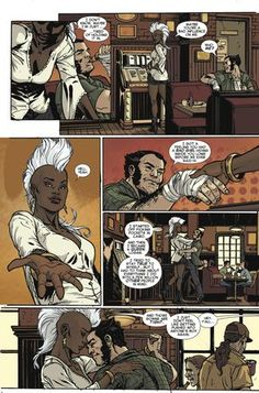 Exclusive Marvel preview: Storm and Wolverine hit the dance floor in Storm #2 · Newswire · The A.V. Club