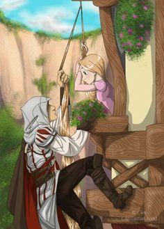 Tangled in Creed  by ~Ciru