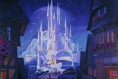 future castle ... Syd Mead | Flickr - Photo Sharing!
