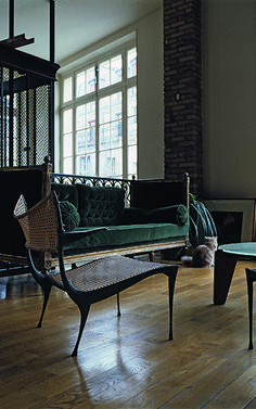 A Peek Inside The Homes Of 11 Famous Fashion Designers | Co.Design | business + design