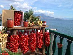 Pomodori appesi