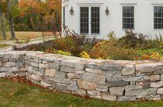 Swenson Granite Works Stone Wall Designnatural Wallstone Wallsnew Englandlandscape Designgranitelandscapingconstructiongardens