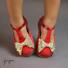 Zara 03 Red - Itty Bitty Toes  - 1