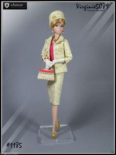 Tenue Outfit Accessoires Pour Fashion Royalty Barbie Silkstone Vintage 1185   eBay