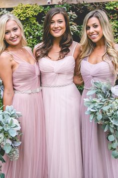 With it's sheer sleeves and twisted front the Pippa Dress is a bridesmaid dress that is unique and beautiful.
