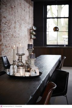 Nieuw van Riverdale voor najaar/winter 2014 - 2015 Grand Café! Op het menu van de najaarscollectie van Riverdale staan maar liefst vierhonderd nieuwe items. #interieur #riverdale #wonen