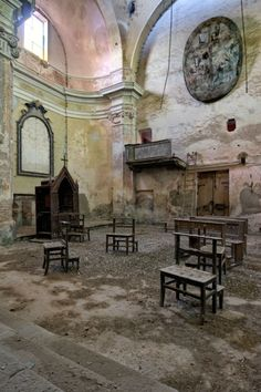 Abandoned buildings photography by Vincent Jansen (4)