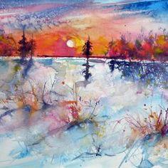 Winter by Kovács Anna Brigitta