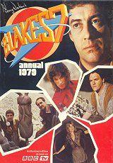 Hardcover Blakes 7 Blakes 7 Annual 1979 World 310044 70s Tv Shows, Sci Fi Tv Shows, Best Sci Fi Series, Original Tv Series, The Originals Tv, Sci Fi Comics, Fantasy Tv, Best Book Covers, Classic Sci Fi