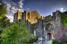Gabriel's Inferno Knox College - University of Toronto Gabriels Inferno, Higher Learning, University Of Toronto, David Gandy, Alma Mater, Gothic Architecture, Canada Travel, Colleges, Landscape Photos