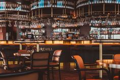 This new coveted rooftop gin and champagne bar is about to become an iconic spot of Auckland City Fever Tree Mediterranean, Pol Roger, Salmon Tartare, Aged Beef, Gin Bar, Art Deco Decor, Champagne Bar, Black Licorice, Retro Stil