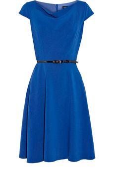 oasis double full skirted dress