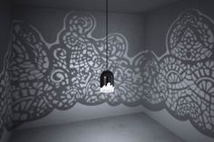 Laceslamps – Awesome 3D printed lamps that cast beautiful shadows