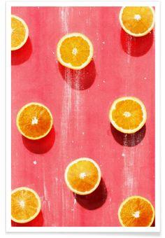 Fruit 5 als Premium Poster von LEEMO   JUNIQE  https://www.juniqe.de/fruit-5-premium-poster-portrait-1004941.html