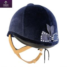 Wellington Classic Riding Hat with Crystal Bow - Sizes 6 7/8 to 7 1/2