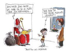 Zum Nikolaustag: Tradition und Moderne | © Thomas Plaßmann