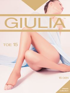 Buy Giulia Toe 15 Tights for We are Earth's biggest hosiery store, we offer more sizes and colours for Giulia Toe 15 Tights than any one else. Classic Collection, Hosiery, Open Toe, Tights, Summer, Summer Time, Socks, Navy Tights, Open Toe Shoes