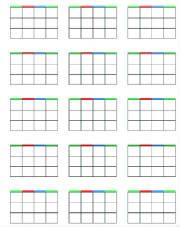 Montessori Math printables