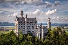 From Wine Country to Fairy tale Castles: Germany's 4 Best Scenic Drives. Germany's Romantic Road, Castle Road, Wine Road and Fairy Tale Road.