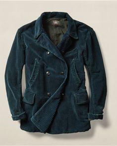 Alderson Corduroy Jacket