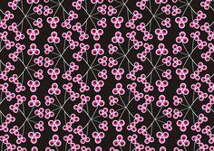Estampa Flores Japonesas by Julia Teixeira - Estampas, via Flickr