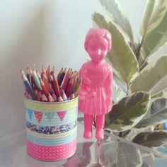 Zoo nu hebben de potloden ook weer een goede opberg plek!