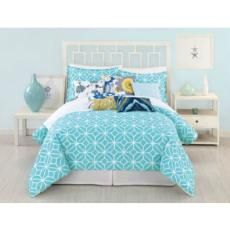 trina turk turquoise trellis bedding collection | contemporary, Hause ideen