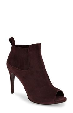 Pedro Garcia 'Sybil' Peep Toe Bootie (Women) available at #Nordstrom