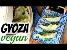 GYOZA VEGAN // Végétaliens HCLF - YouTube