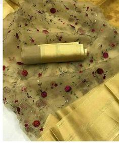Vastrangam An Online Women's Ethnic & Western Clothing Store Jute Sarees, Jute Silk Saree, Organza Saree, Silk Sarees, Hand Painted Dress, Sarees Online India, Chiffon, Fancy Sarees, Beautiful Saree