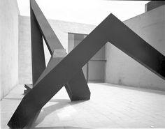 Mathias Goeritz. La serpiente, 1953. El Eco Experimental Museum, Mexico City.