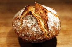 Receta de pan de harina de castañas sin gluten