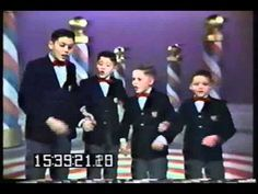 ▶ The Osmond Brothers - Side By Side - Andy Williams Show - YouTube