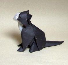Origami Cats | cat origami