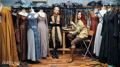 'Game of Thrones' Costume Designers Reveal the Secrets Stitched Into the Actresses' Gowns