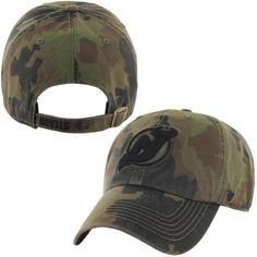 8e119c193 New Jersey Devils Camouflage Caps New Jersey Devils