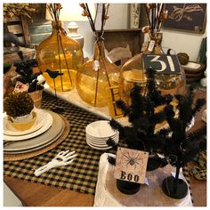 Vignettes, Rust, Display, Table Decorations, Canning, Shop, Home Decor, Floor Space, Decoration Home