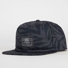 Nike SB P-Rod snapback hat. Allover tonal tiger stripe print with Nike SB logo tag on front. Baseball Cap Outfit, Golf Outfit, Skate Hats, Nike Shoes Blue, Cap Girl, Cool Hats, Tiger, Dad Hats, Swag