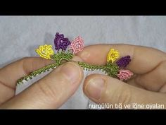 Floral, Flowers, Model, Pictures, Jewelry, Stitches, Needlepoint, Photos, Jewlery