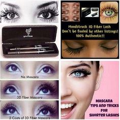 For longer, thicker lashes, Moodstruck Fiber Lashes+ lash enhancer is the perfect compliment to any mascara. 3d Mascara, 3d Fiber Lashes, 3d Fiber Lash Mascara, Mascara Tips, Best Mascara, Lash Enhancers, Thick Lashes, Face Scrub Homemade, Makeup Forever