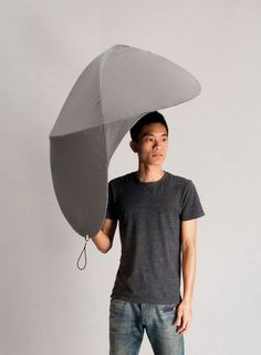 1 | An Ingenious Redesign Of The Common Umbrella | Co.Design: business + innovation + design