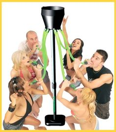 Bongzilla-Beer-Bong-Beer-Drinking-Device-Spring-Break-Party-Accessories-NEW