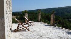 terrazzo camera Suite Andromeda www.borgosanmartino.eu Folding Chair, Terrazzo, Home Decor, Self, Decoration Home, Room Decor, Home Interior Design, Home Decoration, Interior Design